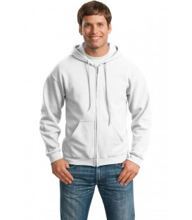 Heavy Blend Full-Zip Hooded Sweatshirt