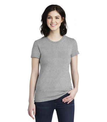 Heather Grey - 2102W - American Apparel