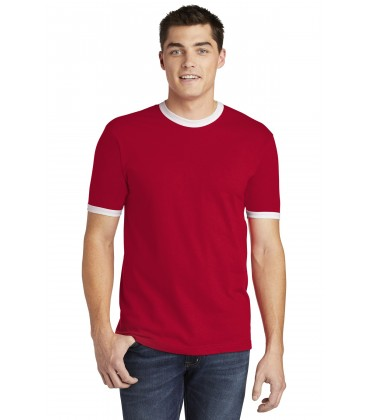 Red/ White - 2410W - American Apparel