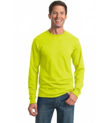 Safety Green - 29LS - Jerzees