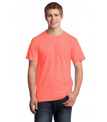Retro Heather Coral - 3930 - Fruit of the Loom