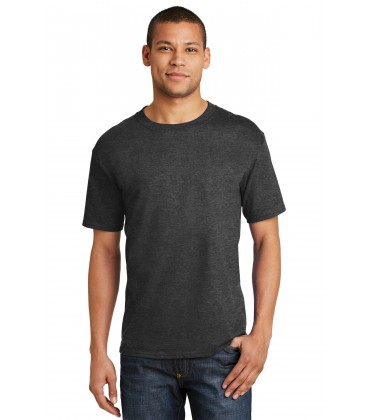 Charcoal Heather - 5180 - Hanes