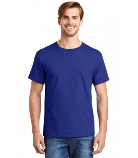 Ultra Cotton 100% Cotton Long Sleeve T-Shirt with Pocket