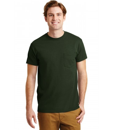 Forest Green - 8300 - Gildan