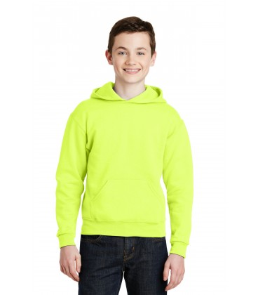 Safety Green - 996Y - Jerzees