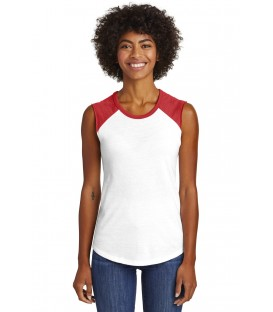 White/ Red - aa5104 - Alternative Apparel