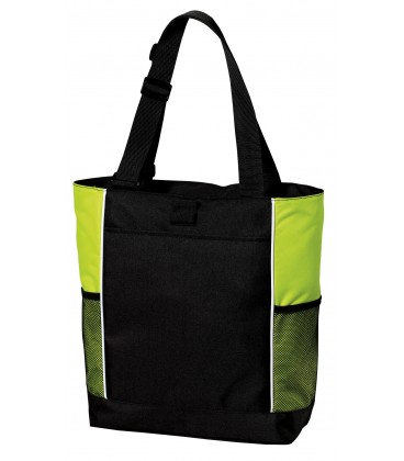 Black/ Bright Lime - B5160 - Port Authority
