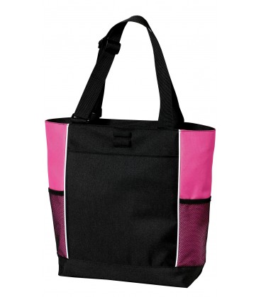Black/ Tropical Pink - B5160 - Port Authority