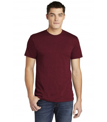 Heather Cranberry - BB401W - American Apparel