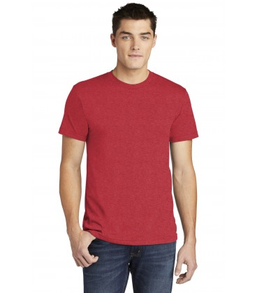 Heather Red - BB401W - American Apparel