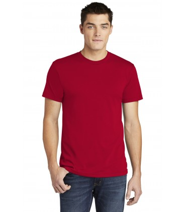 Red - BB401W - American Apparel