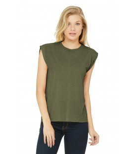 Heather Olive - BC8804 - Bella + Canvas