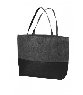 Black/ Felt Charcoal - BG402L - Port Authority