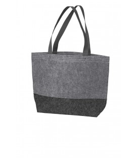 Felt Charcoal/ Felt Grey - BG402M - Port Authority