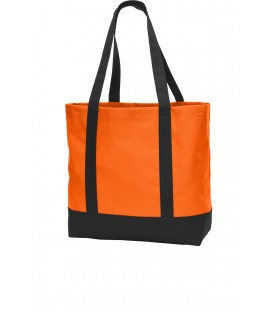 Neon Orange/ Black - BG406 - Port Authority