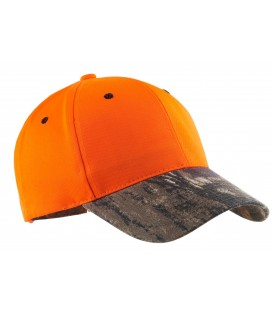 Orange Blaze/Mossy Oak - C804 - Port Authority