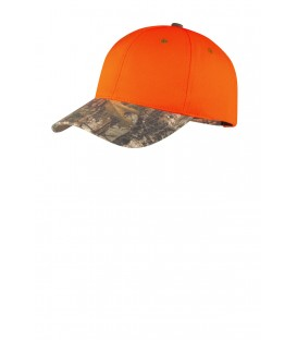 Orange Blaze/ Realtree Xtra - C804 - Port Authority