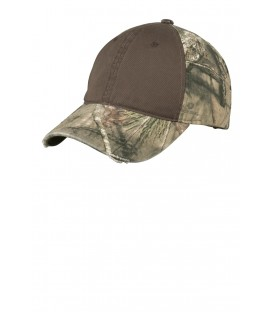 Mossy Oak Break-Up Country/Chocolate - C807 - Port Authority
