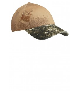 Mossy Oak New Break-up/ Tan/ Deer - C820 - Port Authority
