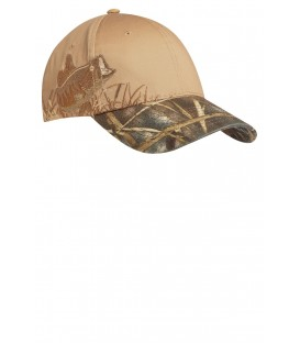 Realtree  MAX-5/ Tan/ Bass - C820 - Port Authority