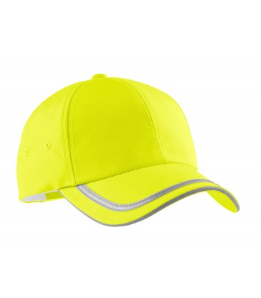 Safety  Yellow/ Reflective - C836 - Port Authority