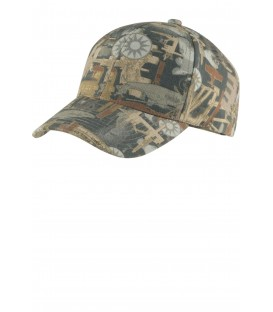 Oilfield Camo - C855 - Port Authority