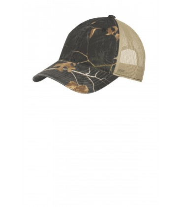 Realtree Xtra Black/ Tan - C929 - Port Authority