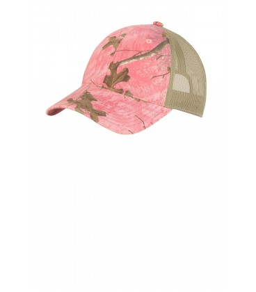 Realtree Xtra Pink/ Tan - C929 - Port Authority