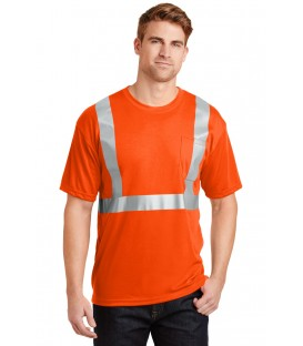 Safety Orange/ Reflective - CS401 - CornerStone
