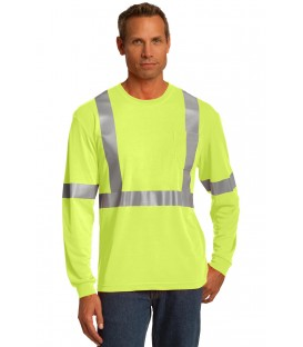 Safety Yellow/ Reflective - CS401LS - CornerStone