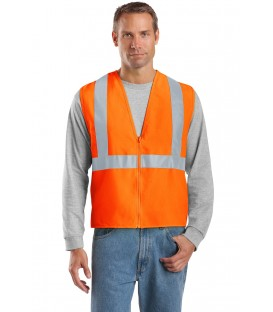 Safety Orange/ Reflective - CSV400 - CornerStone