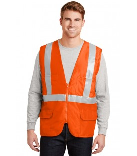Safety Orange - CSV405 - CornerStone