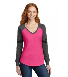 Heathered Dark Fuchsia/ Heathered Charcoal/ Black - DM477 - District