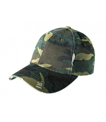 Military Camo - DT600 - District