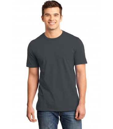 Mens Camo Perfect Weight Crew Tee