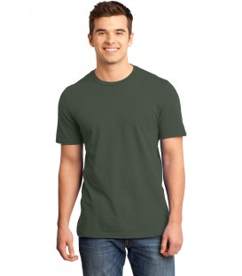 Mens Perfect Weight V-Neck Tee