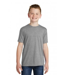 Young Mens Tri-Blend Crewneck Tee