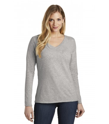 Light Heather Grey - DT6201 - District