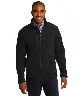 Shaded Crosshatch Soft Shell Jacket