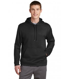 Sport-Wick Fleece Hooded Pullover