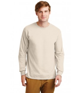 Ultra Cotton 100% Cotton Long Sleeve T-Shirt