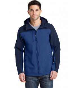 Hooded Core Soft Shell Jacket
