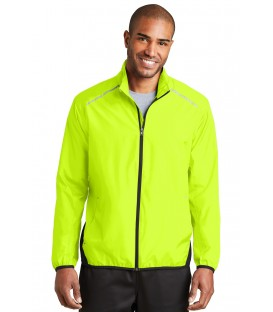 Zephyr Reflective Hit Full-Zip Jacket