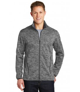 PosiCharge Electric Heather Soft Shell Jacket