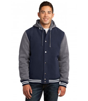 True Navy/ Vintage Heather - JST82 - Sport-Tek