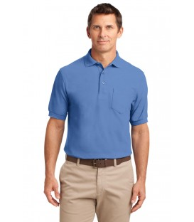 Dry Zone UV Micro-Mesh Tipped Polo