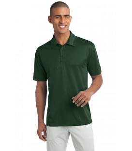 Dri-Mesh Polo with Tipped Collar and Piping