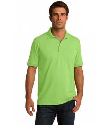 Silk Touch Performance Colorblock Stripe Polo