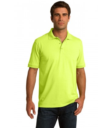 Safety Green - KP55T - Port & Company