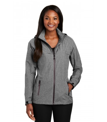 Dark Heather Grey - L333 - Port Authority
